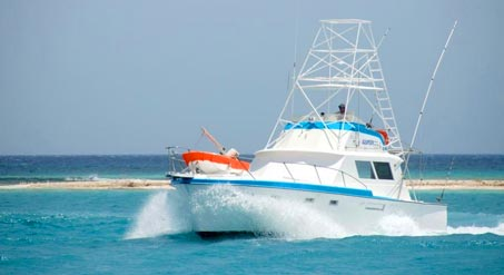 Turks And Caicos Islands Boat, Yacht & Fishing Charters
